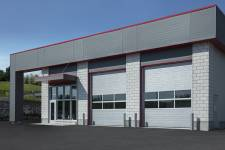 Does your commercial garage door reflect well on your company?